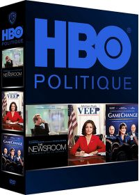 HBO politique : The Newsroom + Veep + Game Change (Pack) - DVD