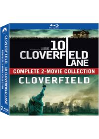 Cloverfield + 10 Cloverfield Lane - Blu-ray