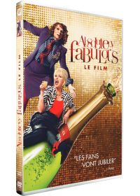 Absolutely Fabulous : Le Film - DVD