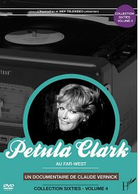 Petula Clark au Far-West - DVD
