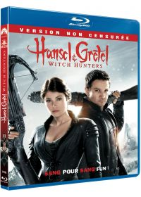 Hansel & Gretel : Witch Hunters (Non censuré) - Blu-ray
