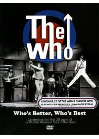 The Who : Who's Better, Who's Best - DVD