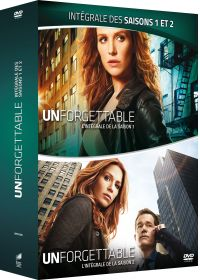 Unforgettable - Saisons 1 & 2 (DVD + Copie digitale) - DVD