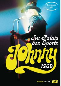 Johnny Hallyday - Johnny au Palais des Sports 1969 - DVD