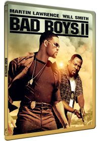 Bad Boys II (Édition Limitée exclusive Amazon.fr boîtier SteelBook) - Blu-ray