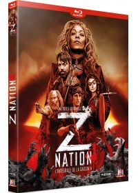 Z Nation - Saison 4 - Blu-ray