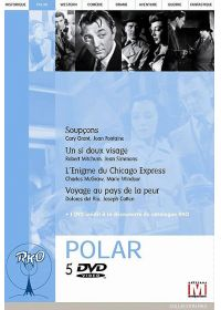 Collection RKO : Coffret Polar - DVD