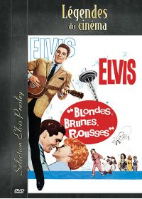 Blondes, brunes, rousses - DVD