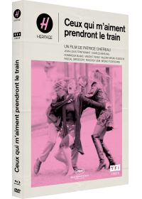 Ceux qui m'aiment prendront le train (Édition Digibook Collector Blu-ray + DVD + Livret) - Blu-ray