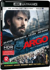 Argo (4K Ultra HD + Blu-ray + Digital UltraViolet) - 4K UHD