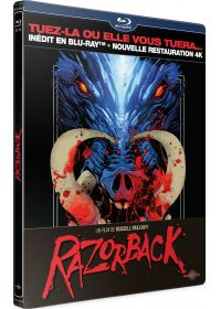 Razorback (Édition SteelBook) - Blu-ray