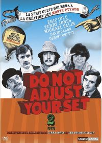 Do Not Adjust Your Set - DVD