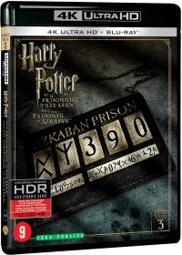 Harry Potter et le prisonnier d'Azkaban (4K Ultra HD + Blu-ray + Digital UltraViolet) - Blu-ray 4K