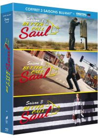 Better Call Saul - Saisons 1 à 3 (Blu-ray + Copie digitale) - Blu-ray