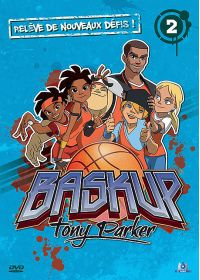 Baskup Tony Parker - 2 - DVD