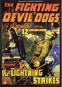 The Fighting Devil Dogs - DVD