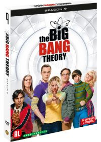 The Big Bang Theory - Saison 9 - DVD
