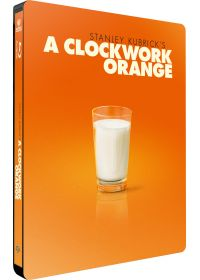Orange mécanique (Édition SteelBook) - Blu-ray