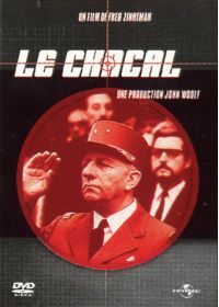 Chacal - DVD