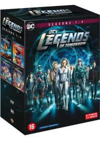 DC's Legends of Tomorrow - Saisons 1 à 4 - DVD