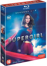 Supergirl - Saisons 1 + 2 - Blu-ray