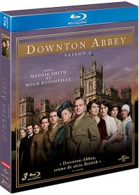 Downton Abbey - Saison 2 - Blu-ray