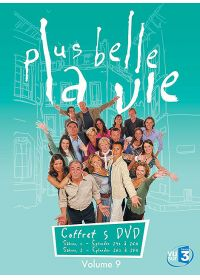 Plus belle la vie - Volume 9 - Saison 2 - DVD