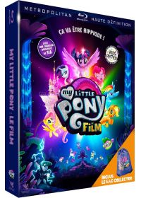 My Little Pony : Le Film (inclus un Sac à dos) - Blu-ray