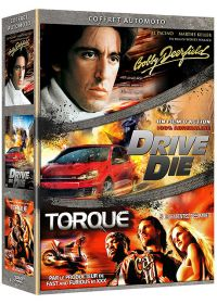 Coffret Automoto : Bobby Deerfield + Drive or Die + Torque (Pack) - DVD