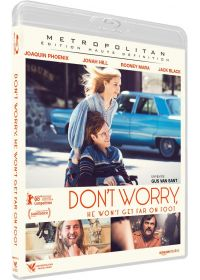 Don't Worry, He Won't Get Far on Foot - Blu-ray