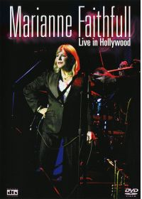 Faithfull, Marianne - Live in Hollywood - DVD