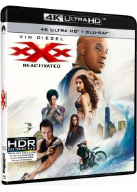 xXx : Reactivated (4K Ultra HD + Blu-ray) - Blu-ray 4K