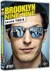 Brooklyn Nine-Nine - Saison 3 - DVD