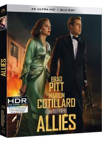 Alliés (4K Ultra HD + Blu-ray) - 4K UHD