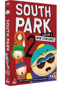South Park - Saison 2 (Non censuré) - DVD