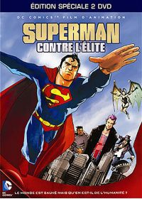 Superman - Superman contre l'Élite - DVD
