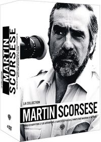 La Collection Martin Scorsese - Gangs of New York + Les affranchis + Alice n'est plus ici + Who's That Knocking at My Door? (Pack) - DVD