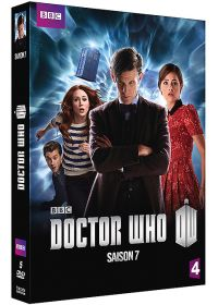 Doctor Who - Saison 7 - DVD
