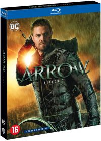 Arrow - Saison 7 - Blu-ray