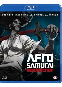 Afro Samurai Resurrection (Édition Standard) - Blu-ray