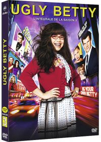 Ugly Betty - Saison 3 - DVD