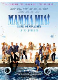 Mamma Mia! Here We Go Again (4K Ultra HD + Blu-ray + Digital) - Blu-ray 4K