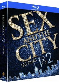 Sex and the City - Les films - Blu-ray