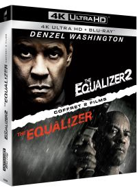 Equalizer  + Equalizer 2 (4K Ultra HD + Blu-ray) - 4K UHD
