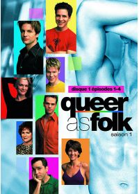 Queer as Folk - Saison 1 - DVD test - DVD
