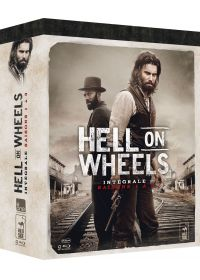 Hell on Wheels - L'intégrale des saisons 1, 2, 3 - Blu-ray