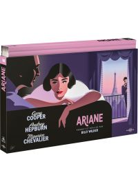 Ariane (Édition Coffret Ultra Collector - Blu-ray + DVD + Livre) - Blu-ray