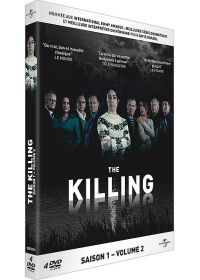 The Killing - Saison 1 - Vol. 2 - DVD