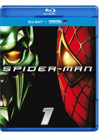 Spider-Man (DVD + Copie digitale) - Blu-ray