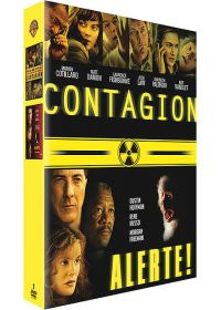 Contagion + Alerte ! (Pack) - DVD